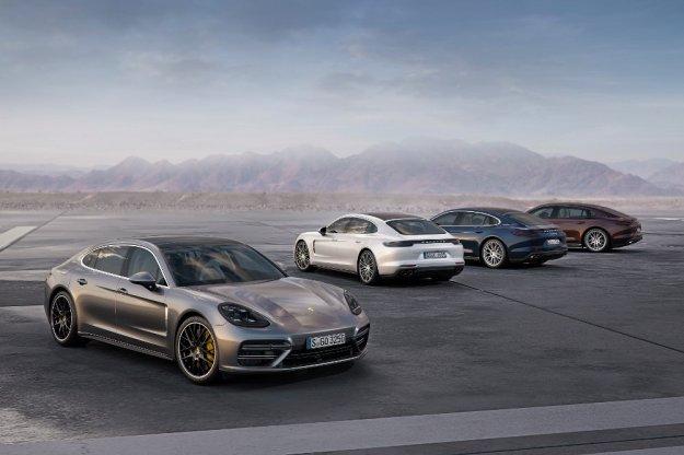 Porsche powiększa rodzinę Panamery o ekskluzywną wersje