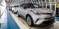www.moj-samochod.pl - Artykuďż˝ - Ruszyła produkcja C-HR nowego modelu Toyoty