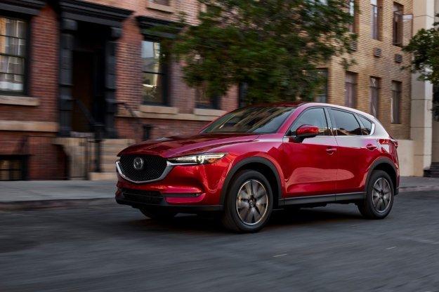 Mazda zaprezentowała nową odsłonę modelu CX-5