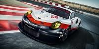 www.moj-samochod.pl - Artykuďż˝ - Porsche z nową wersją 911 na sezon 2017