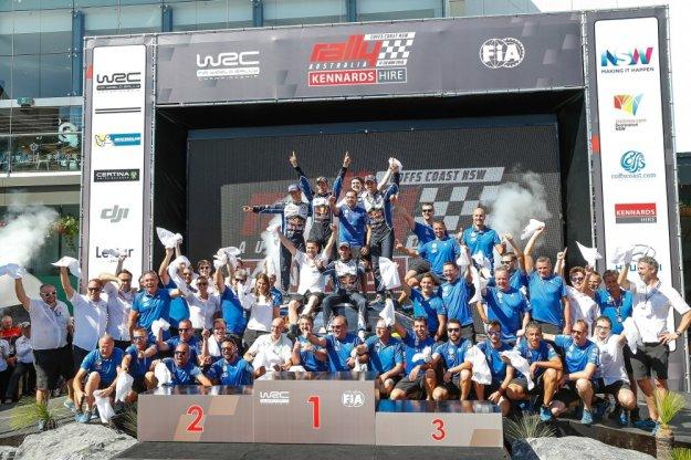 Wspaniałe zakończenie ery Volkswagena w serii WRC