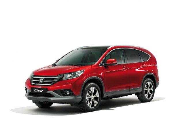 Nowa Honda CR-V dziedzictwo i rodowód