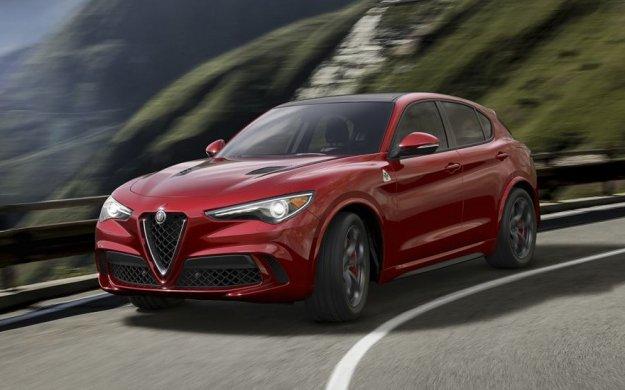 Ekskluzywny i sportowy nowy SUV Alfa Romeo Stelvio