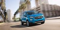 www.moj-samochod.pl - Artykuł - Ford EcoSport po lekkich zmianach