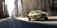 www.moj-samochod.pl - Artykuł - Mitsubishi eX Concpet w Los Angeles kolejny krok ku przyszłości marki