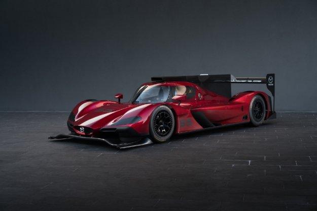 Mazda zaprezentowała koncept wyścigowy RT24-P