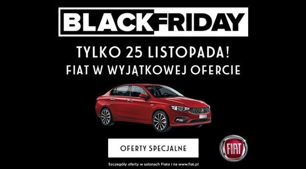 Fiat i Abarth w wyjątkowej ofercie na Black Friday