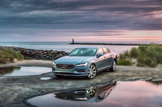 Volvo wprowadza pakiet aktualizacji do rodziny modeli 90