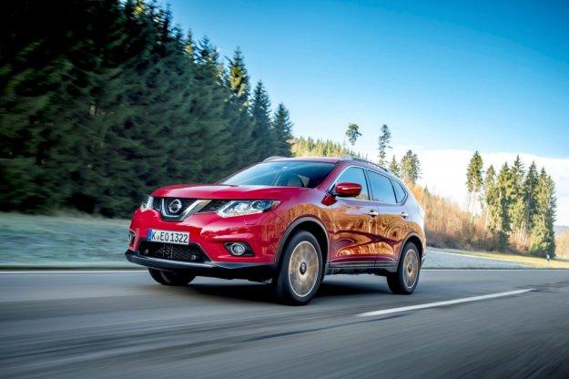 Nissan X-Trail z nową wysokoprężną jednostką napędową