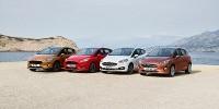 www.moj-samochod.pl - Artykuďż˝ - Cztery twarze Fiesty, nadchodzi 7 generacja modelu