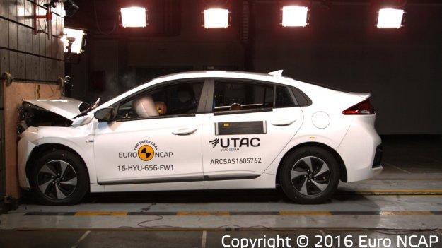 Ostatnie tegoroczne wyniki testów EuroNCAP