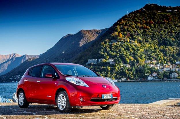 Rośnie sprzedaż elektrycznych samochodów Nissana