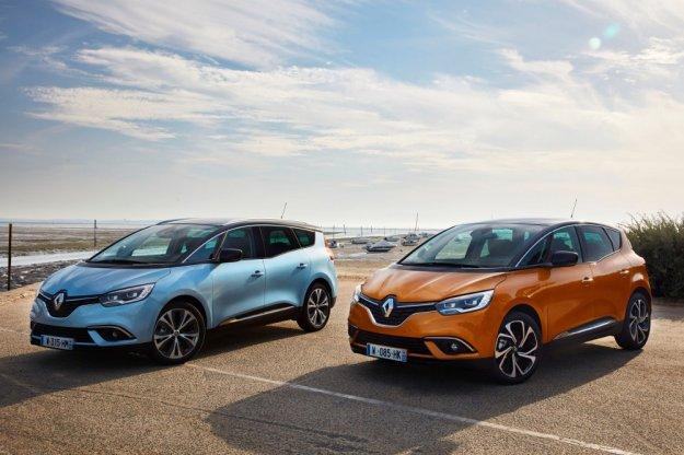 Renault Scenic oraz jego większy brat w limitowanej edycji