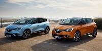 www.moj-samochod.pl - Artykuł - Renault Scenic oraz jego większy brat w limitowanej edycji