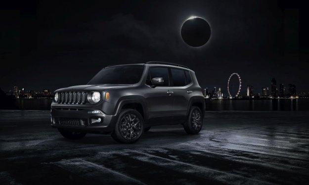 Jeep Renegade w limitowanej edycji Night Eagle II