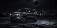 www.moj-samochod.pl - Artykuďż˝ - Jeep Renegade w limitowanej edycji Night Eagle II