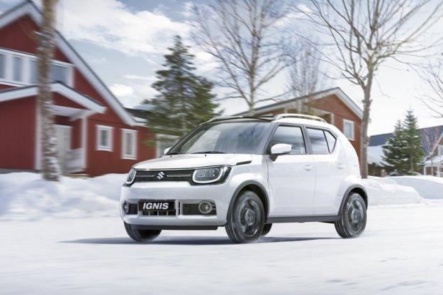Suzuki Ignis nowy miejski crossover już od 49 900 zł
