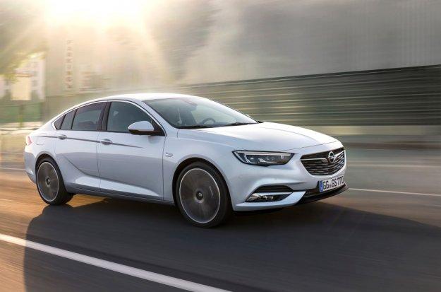 Opel Insignia Grand Sport - nowy flagowy model Opla już w marcu 2017