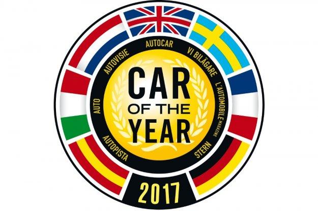 Siedem finalistów Car of the Year