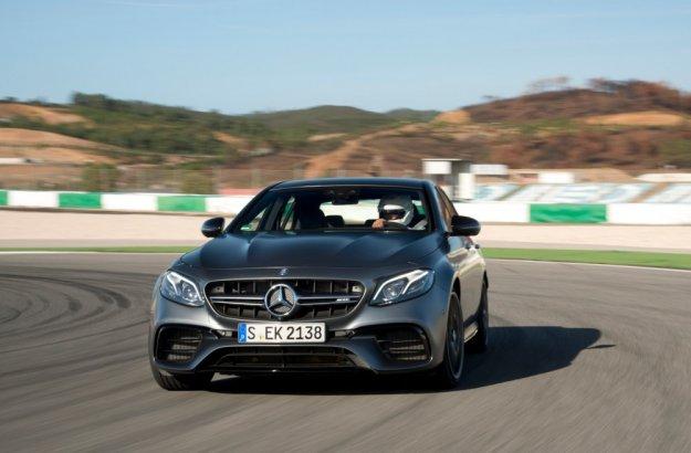 Mercedes AMG pręży muskuły z nową E klasą