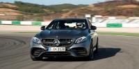 www.moj-samochod.pl - Artykuďż˝ - Mercedes AMG pręży muskuły z nową E klasą