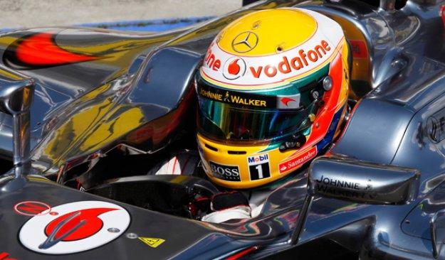 GP Węgier dla Lewisa Hamiltona