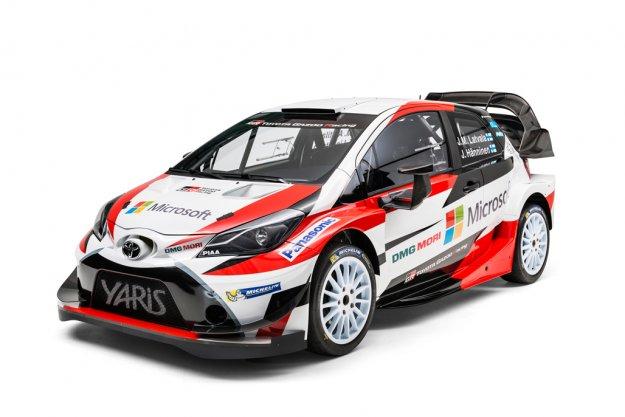 Toyota powraca do rajdów, w roli głównej nowy Yaris