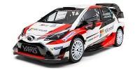 www.moj-samochod.pl - Artykuďż˝ - Toyota powraca do rajdów, w roli głównej nowy Yaris