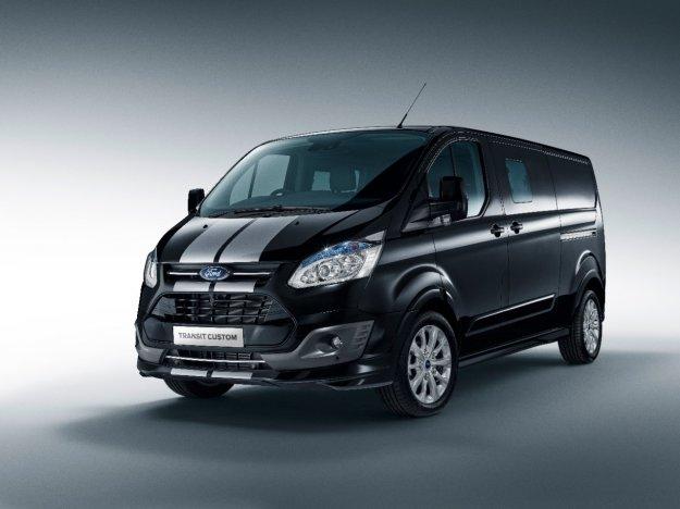 Ford wzbogaca model Transit Custom o dwie nowe wersje