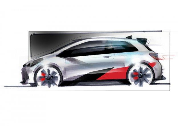 Toyota Yaris nie tylko w WRC