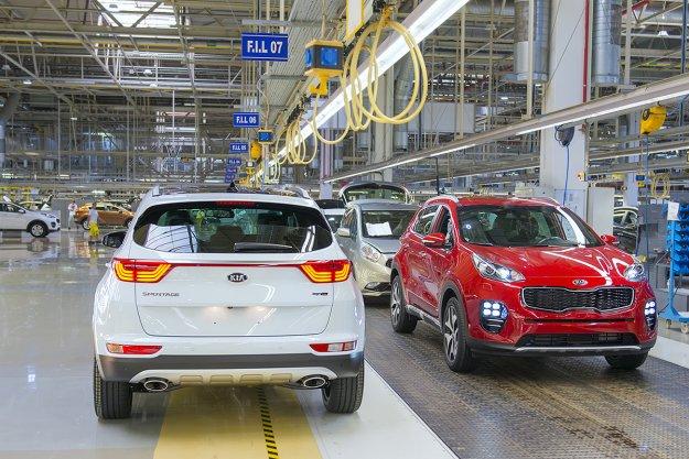 Już 10 lat produkcji samochodów Kia w Europie