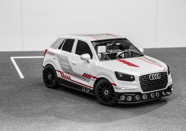 Audi z niecodzienną premierą