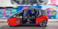 www.moj-samochod.pl - Artykuďż˝ - Rinspeed Oasis, wizja miejskiego samochodu