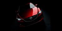 www.moj-samochod.pl - Artykuł - Mazda 6 - prezentacja na targach w Moskwie