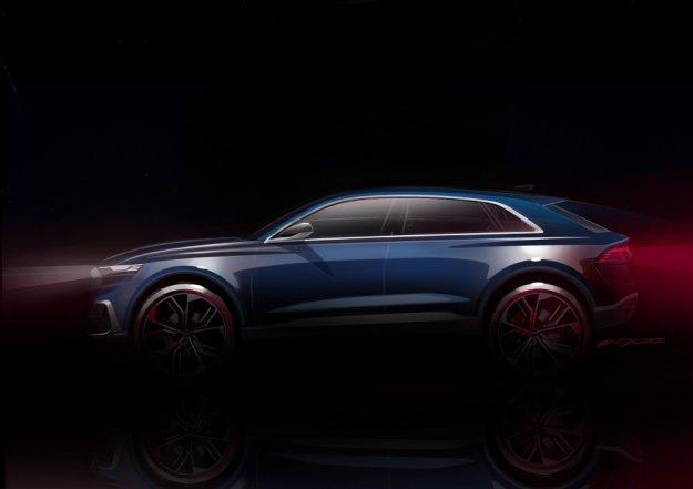 Audi Q8, kolejny samochód w segmencie SAC