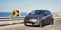 www.moj-samochod.pl - Artykuďż˝ - Renault Zoe z nową większą baterią