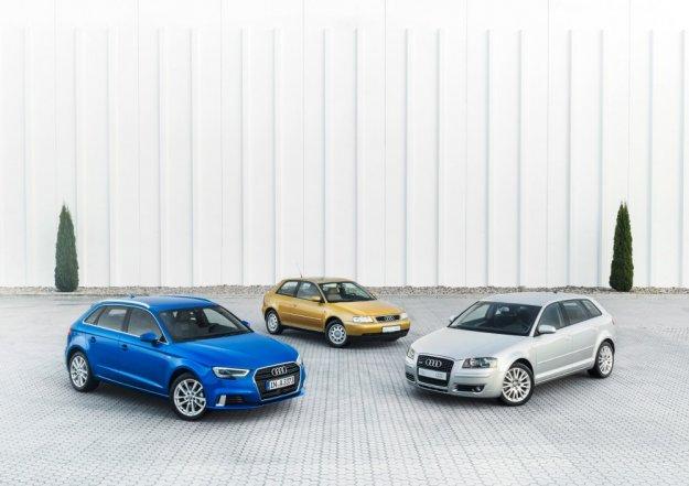 Audi A3 20 lat sukcesu niemieckiego producenta