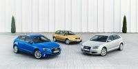 www.moj-samochod.pl - Artykuďż˝ - Audi A3 20 lat sukcesu niemieckiego producenta