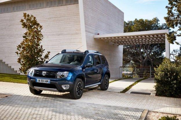 Dacia wprowadza automatyczną przekładnię do Dustera