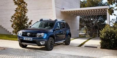www.moj-samochod.pl - Artykuďż˝ - Dacia wprowadza automatyczną przekładnię do Dustera