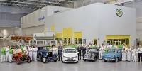 www.moj-samochod.pl - Artykuďż˝ - Skoda wyprodukowała 19 milionów samochodów
