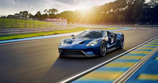 Ford GT trafił do seryjnej produkcji