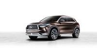www.moj-samochod.pl - Artykuł - Infiniti z nową przedpremierową wersją modelu QX50