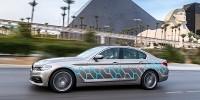 www.moj-samochod.pl - Artykuł - BMW na targach CES 2017
