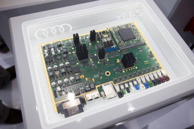 Audi stawia na sztuczną inteligencję