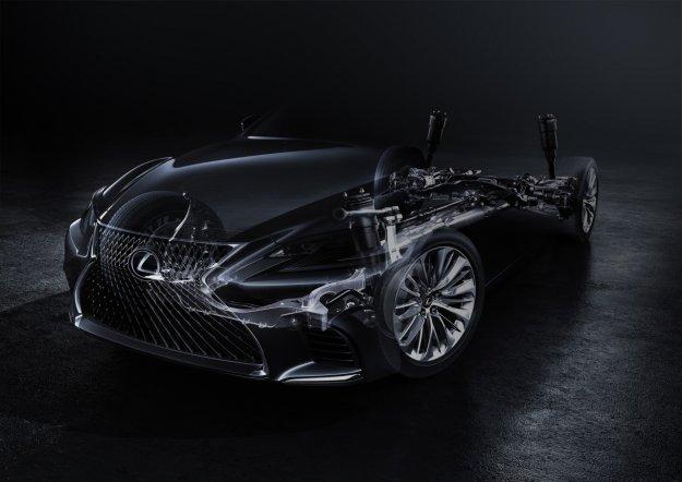 Nadchodzi piąta generacja flagowego Lexusa model LS