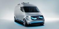 www.moj-samochod.pl - Artykuł - Mercedes na CES zaprezentował trochę innego Vana