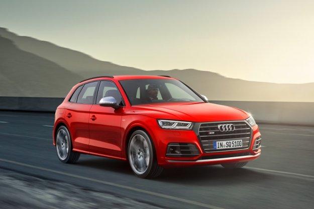 Premiera nowego Audi SQ5 podczas targów NAIAS