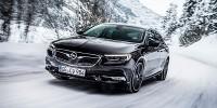 www.moj-samochod.pl - Artykuďż˝ - Opel Insignia Grand Sport z innowacyjnym napędem na cztery koła