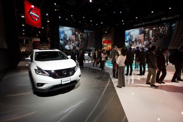 Nissan na targach CES 2017